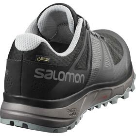 Salomon Trailster GTX Buty do biegania Mężczyźni czarny
